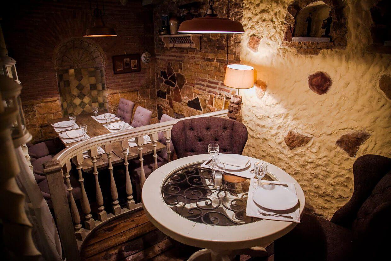 Грузинский ресторан: доставка по Москве