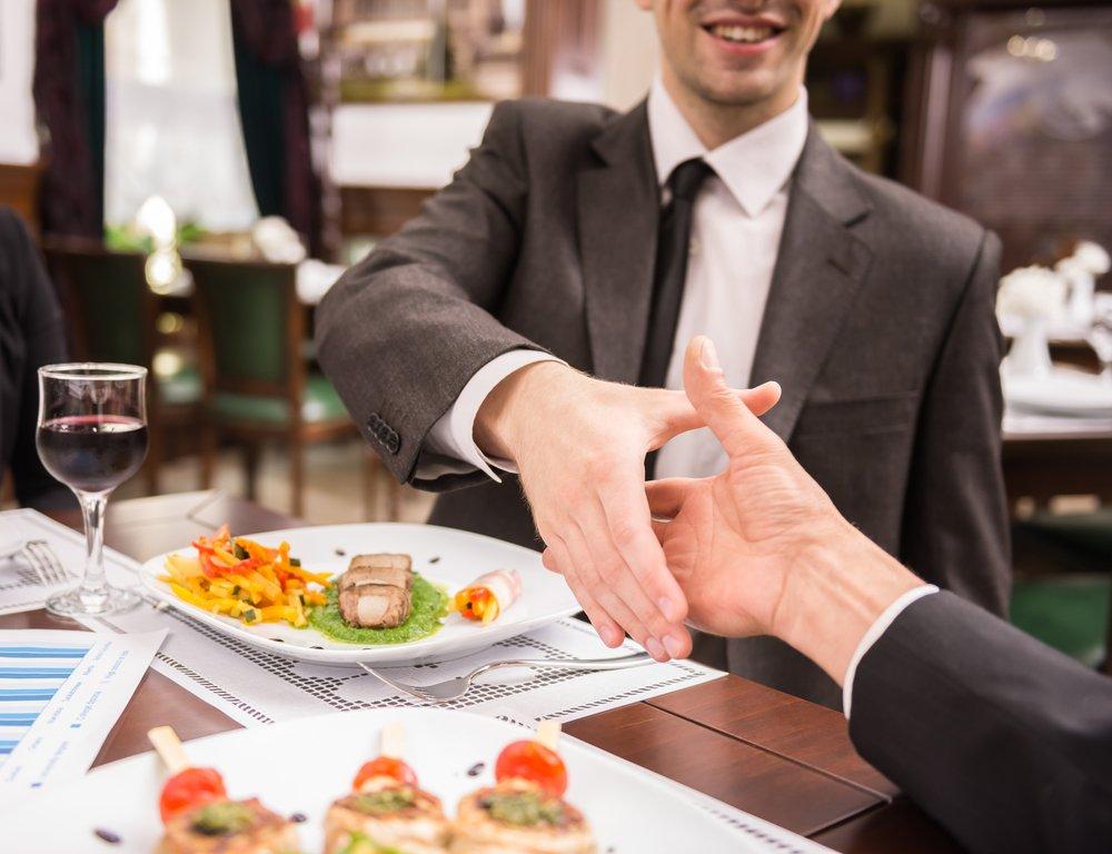 Договор с рестораном на проведение банкета– что необходимо учесть