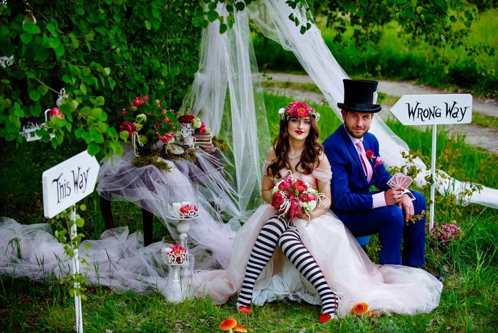 Как сделать свадьбу уникальной?